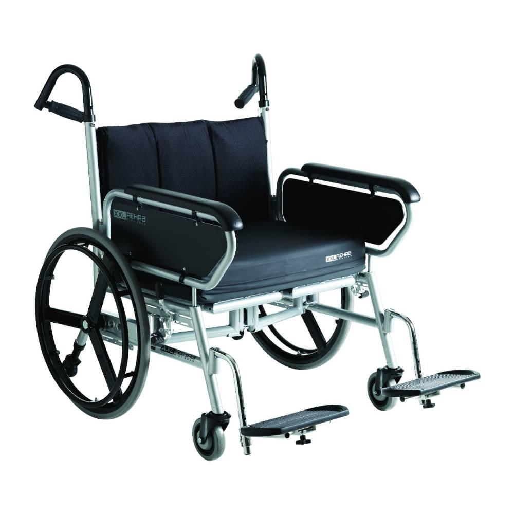 Bariatryczny wózek inwalidzki