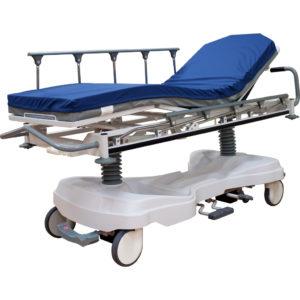Bariatryczny wóżek do przewozu pacjenta