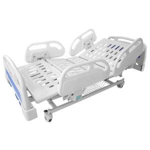Łóżko szpitalne regulowane ręcznie