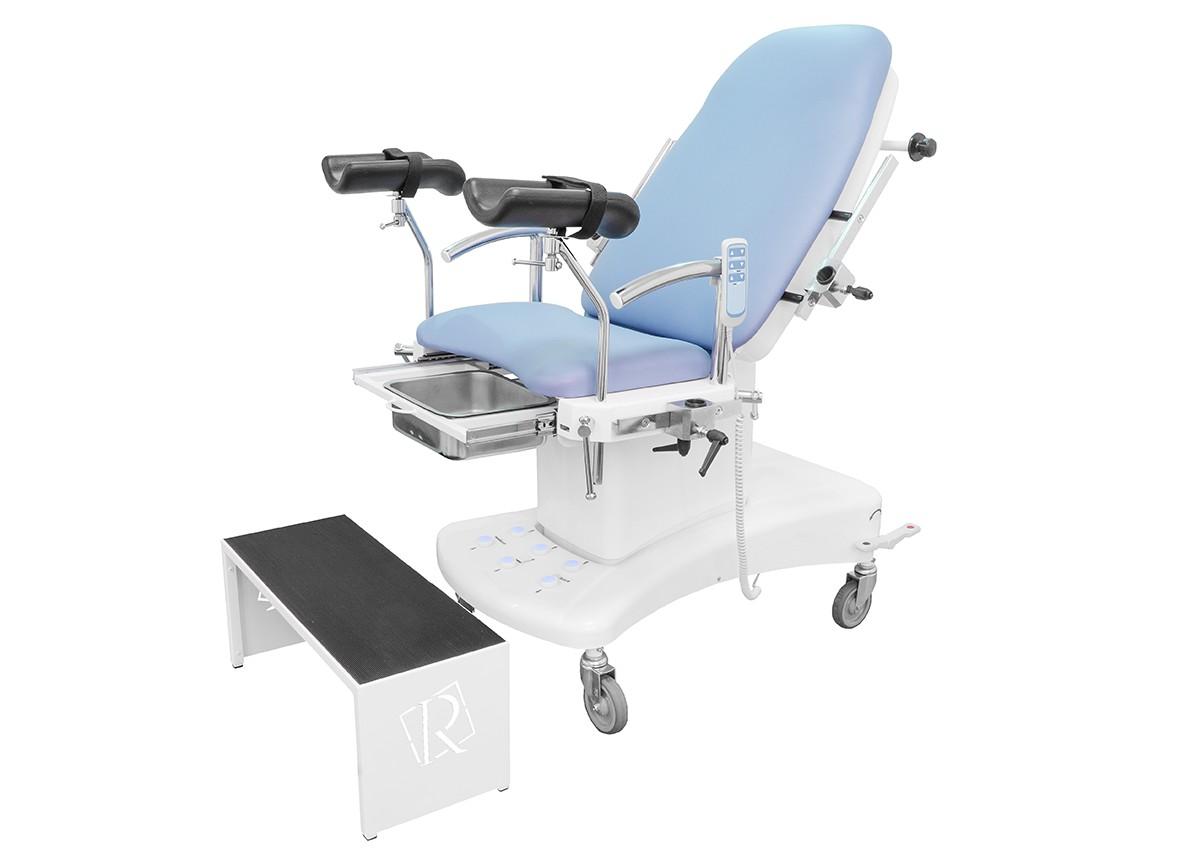 Fotel ginekologiczno-zabiegowy